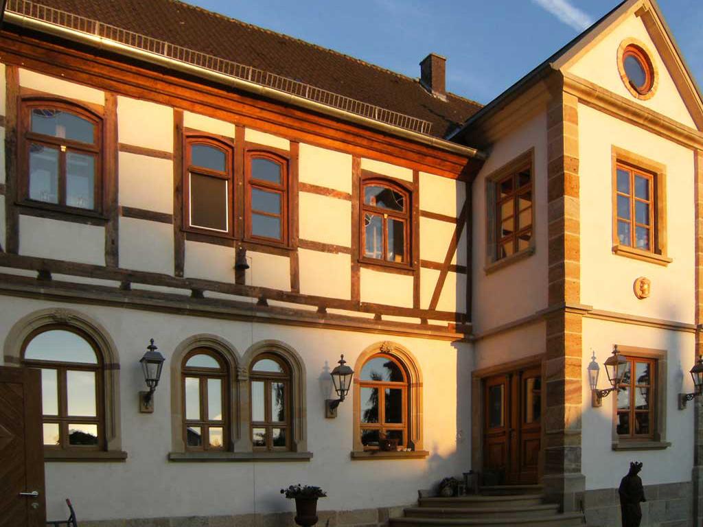 Fachwerkhaus Bächt