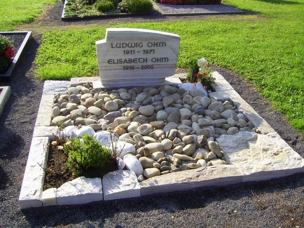 Gedenkstätte in Marmorstein