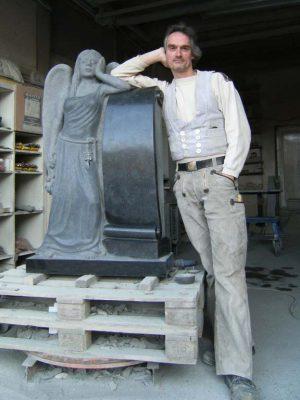 Uwe Bächt Steinmetzmeister